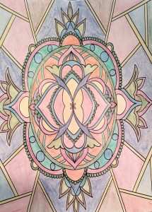 Maria's Coloring Page